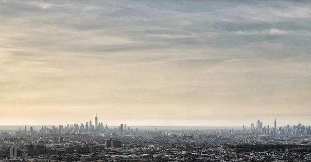 Gotham sky