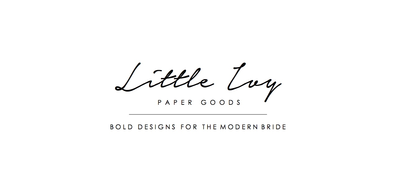 Little Ivy Paper Goods
