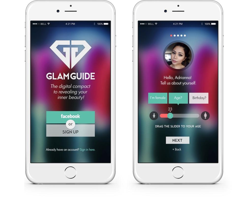 Glam Guide App