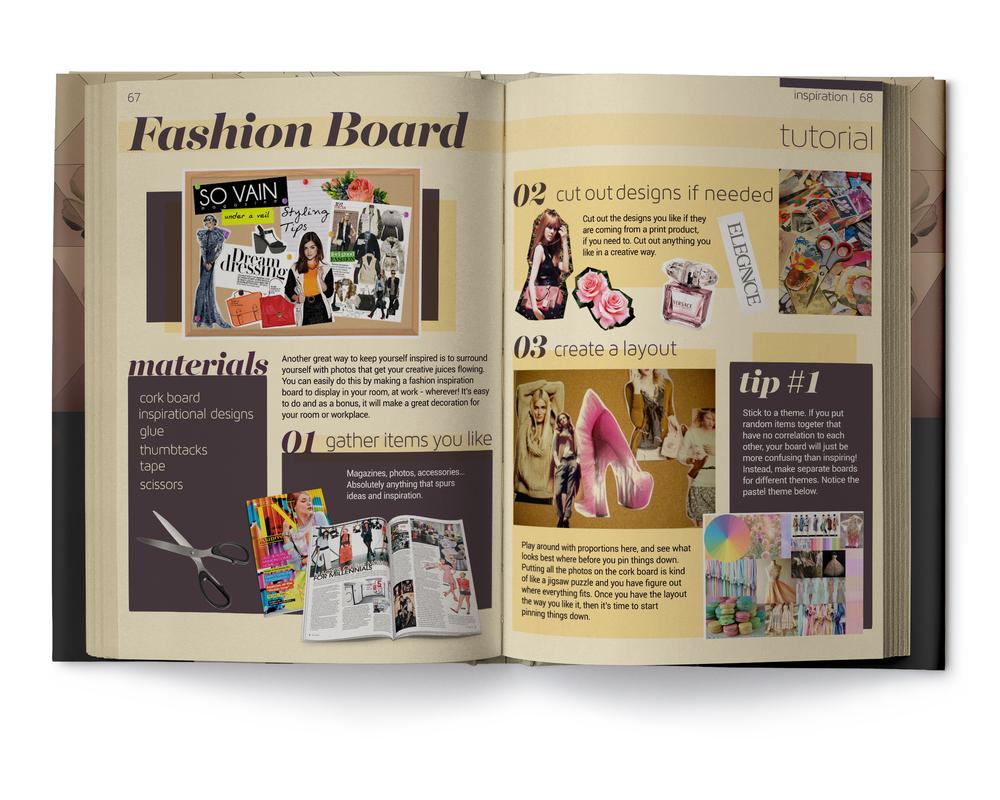 The Art of Fashion Design