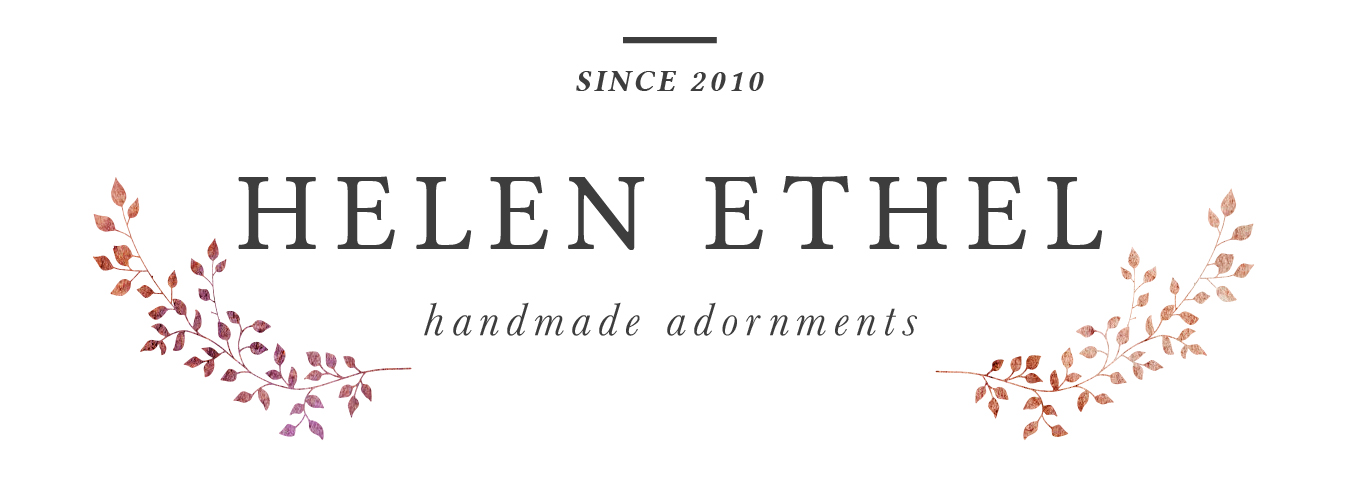 Helen Ethel - Handmade Adornments