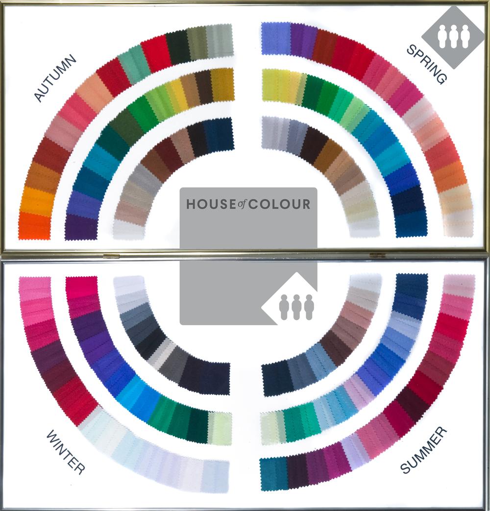 The Seasons House Of Colour