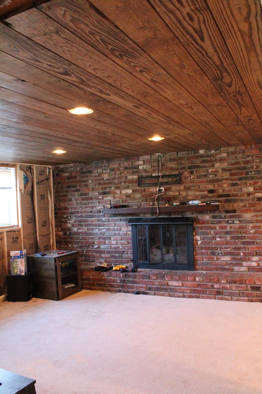 Basement Renovation — Lenny & Jenny Designs