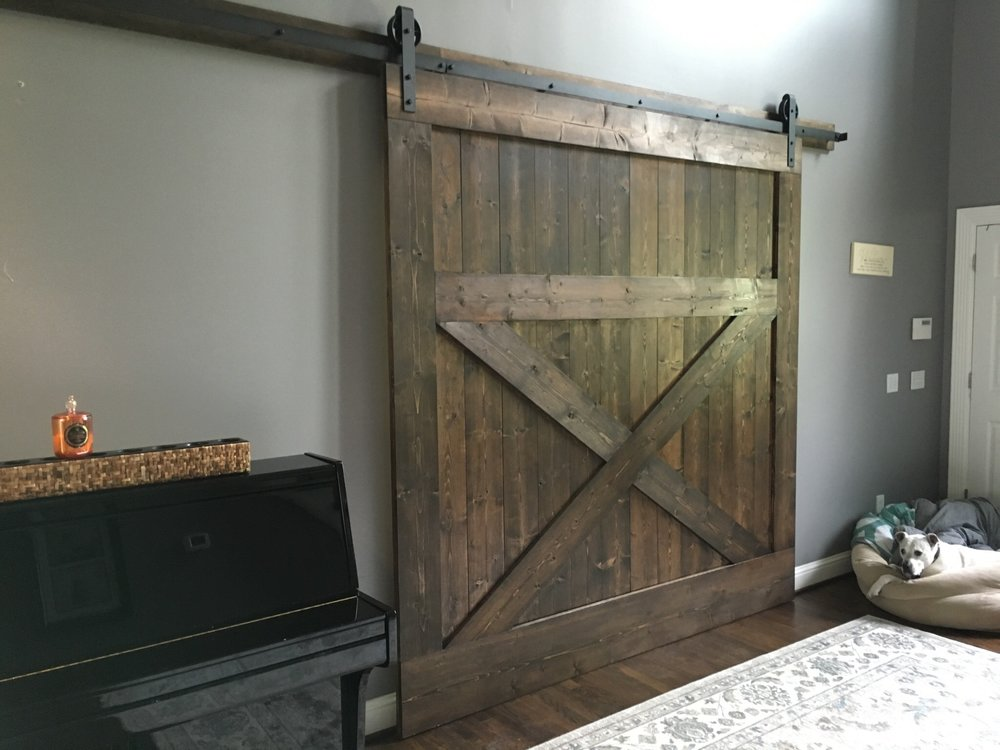 Sliding Barn Door Style Guide Lenny Amp Jenny Designs
