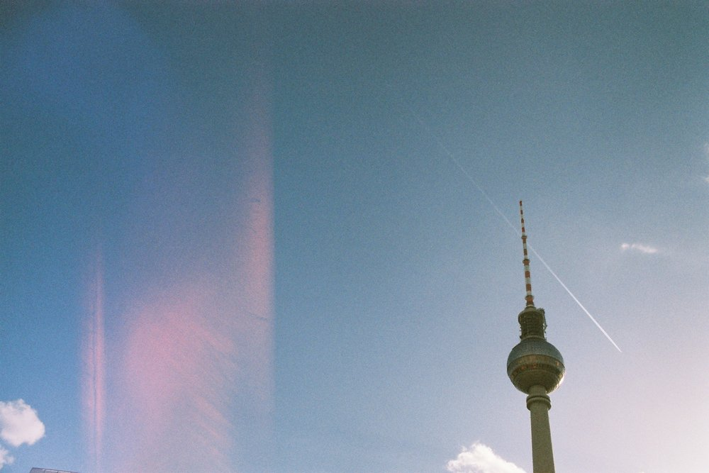 Color film | Pentax | Berlin 2016