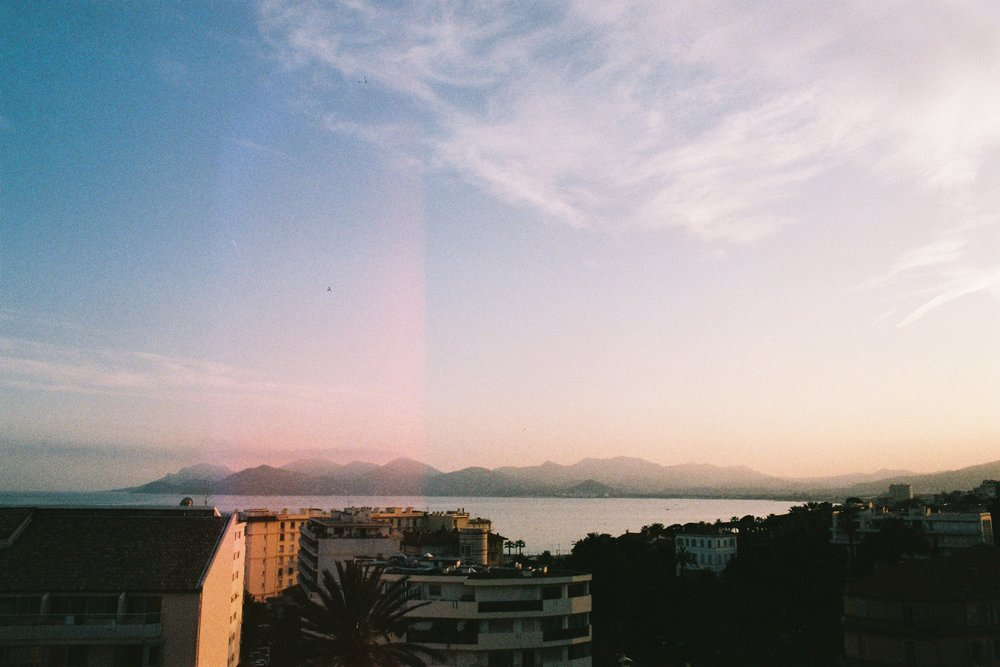Color film | Pentax | Cannes 2016