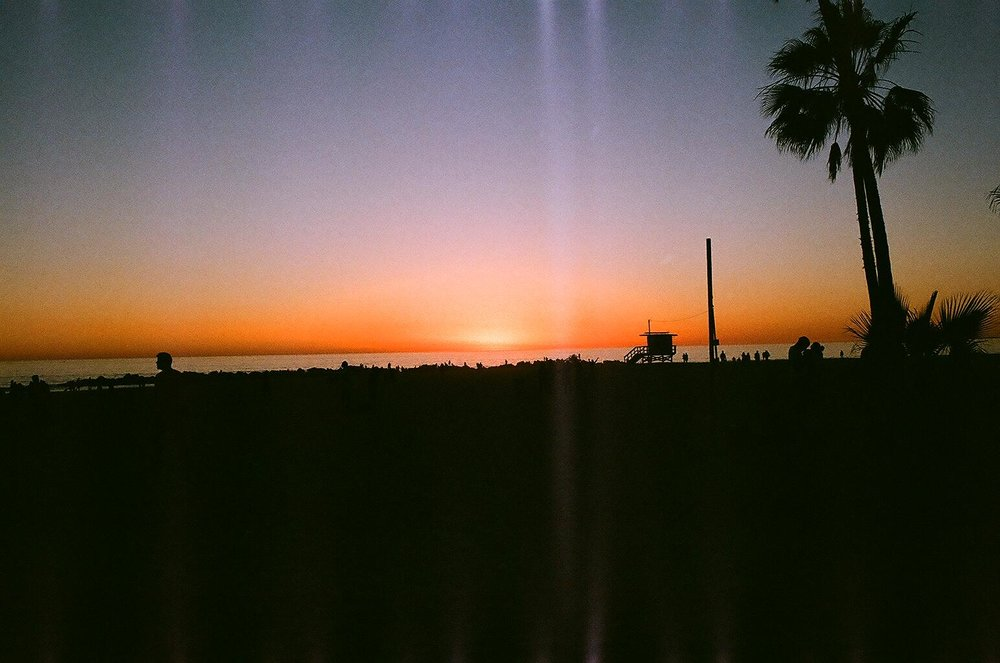 Color film | Pentax | Los Angeles 2016
