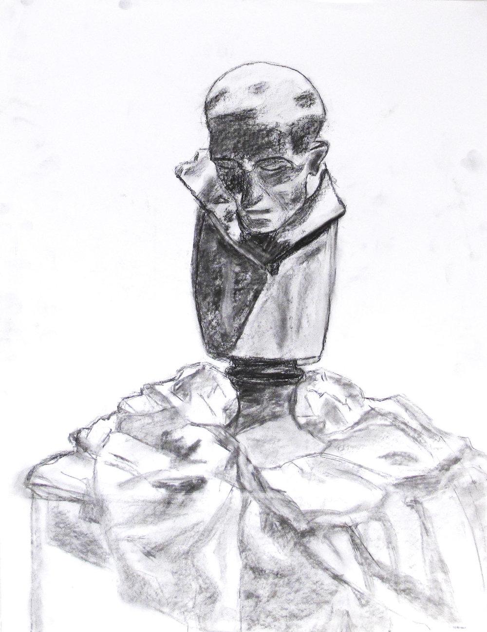 Statue Intemporelle