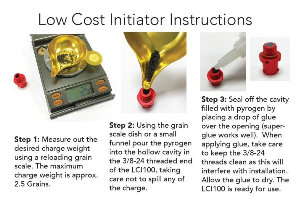 LCI Instructions
