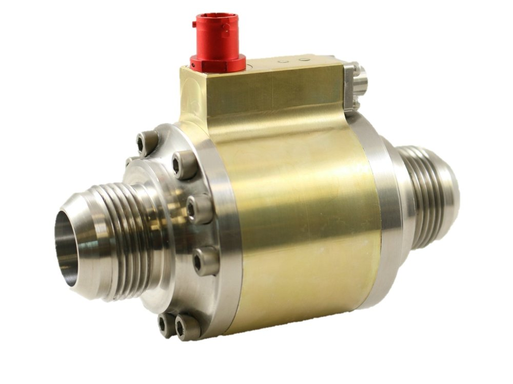 TS-160Y Pyro Actuated Poppet Valve