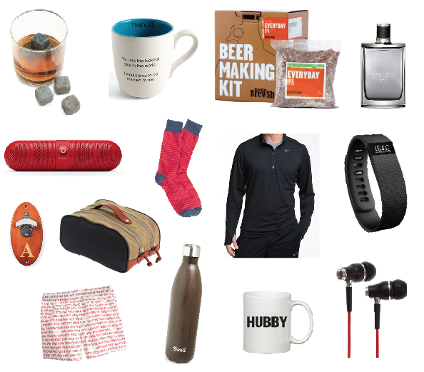 Valentine's Day Gift Guide For Him | Four Threads