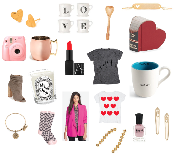 Valentine's Day Gift Guide For Her | Four Threads