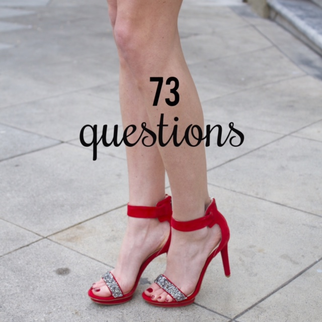 73 Questions | Four Threads