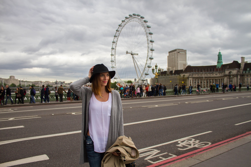 London Time - London Eye | Four Threads