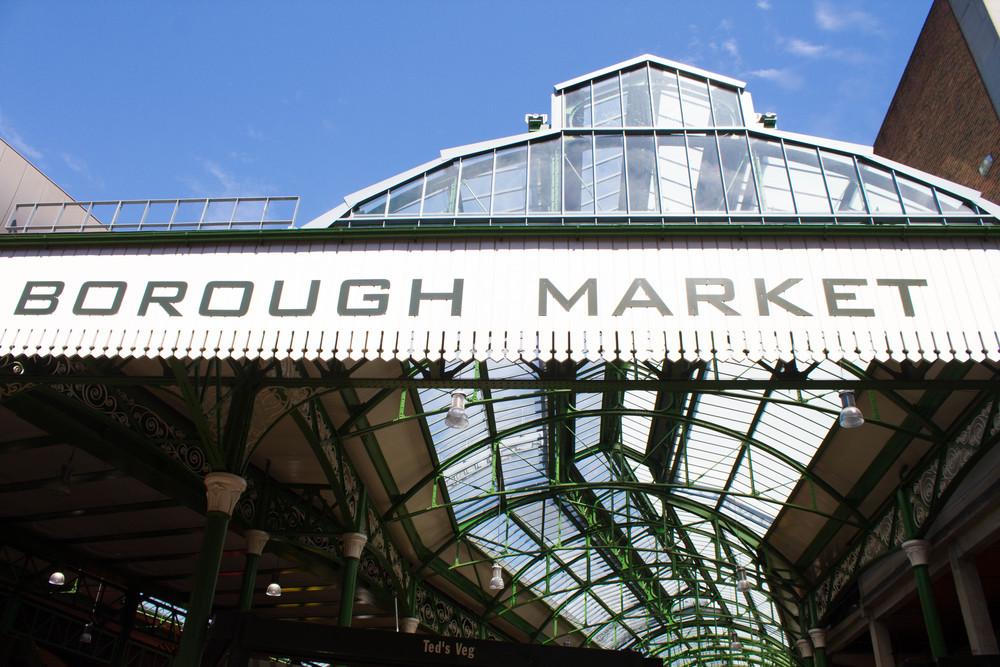 Borough Market in London | Four Threads