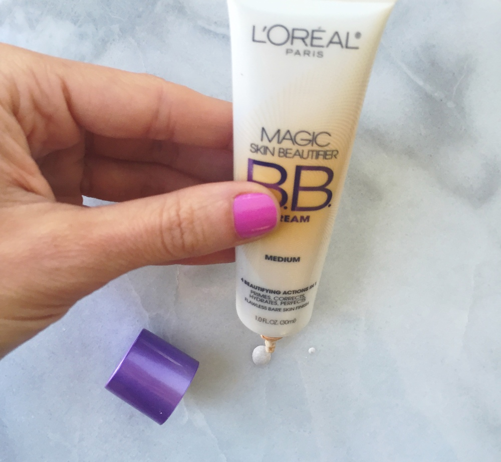 Loreal BB Cream is a great drugstore BB cream for summertime