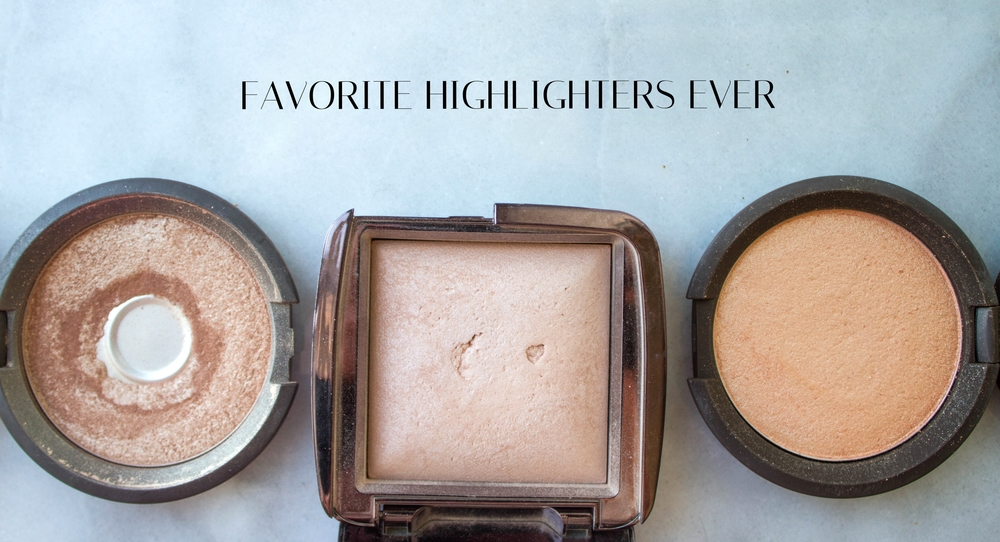 Top Favorite Highlighters