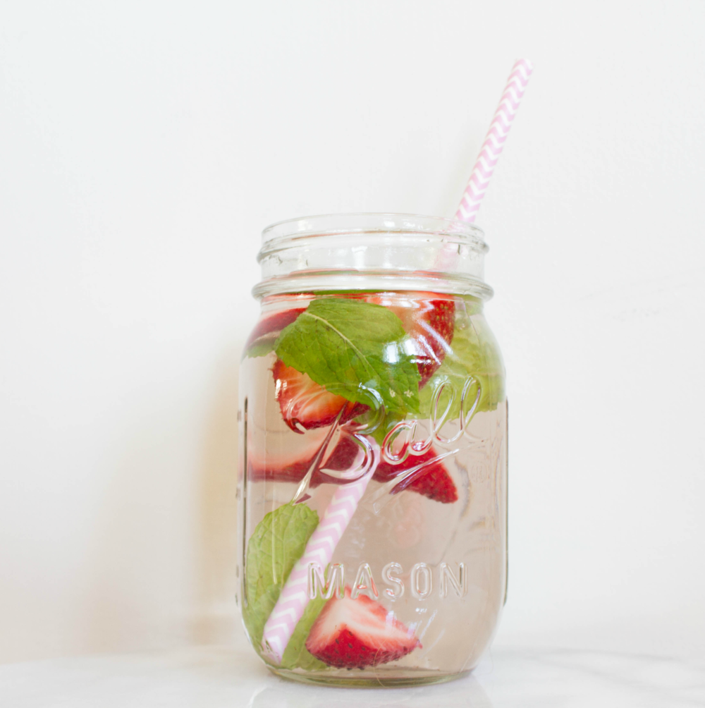 Infused Water Recipes | Four Threads