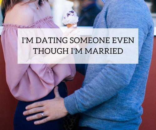 M dating someone