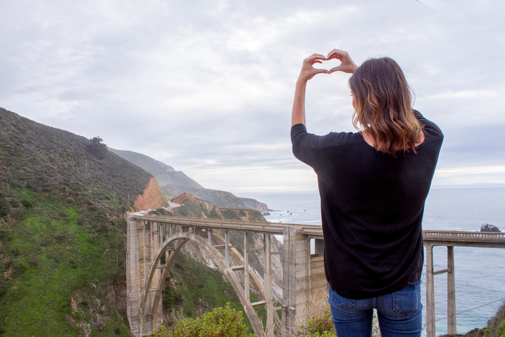 Road Trip: Best places to stop along the Pacific Coast Highway! San Francisco to Los Angeles... #bucketlist #roadtrip #scenic