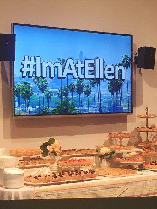 My Experience On The Ellen DeGeneres Mothers Day Giveaway Show - Ellen degeneres show car giveaway
