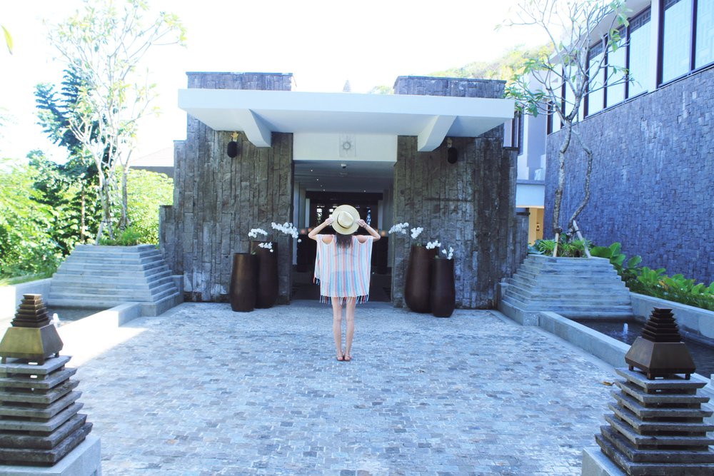 A trip to the Spa at The Ritz Carlton in Nusa Dua, Bali