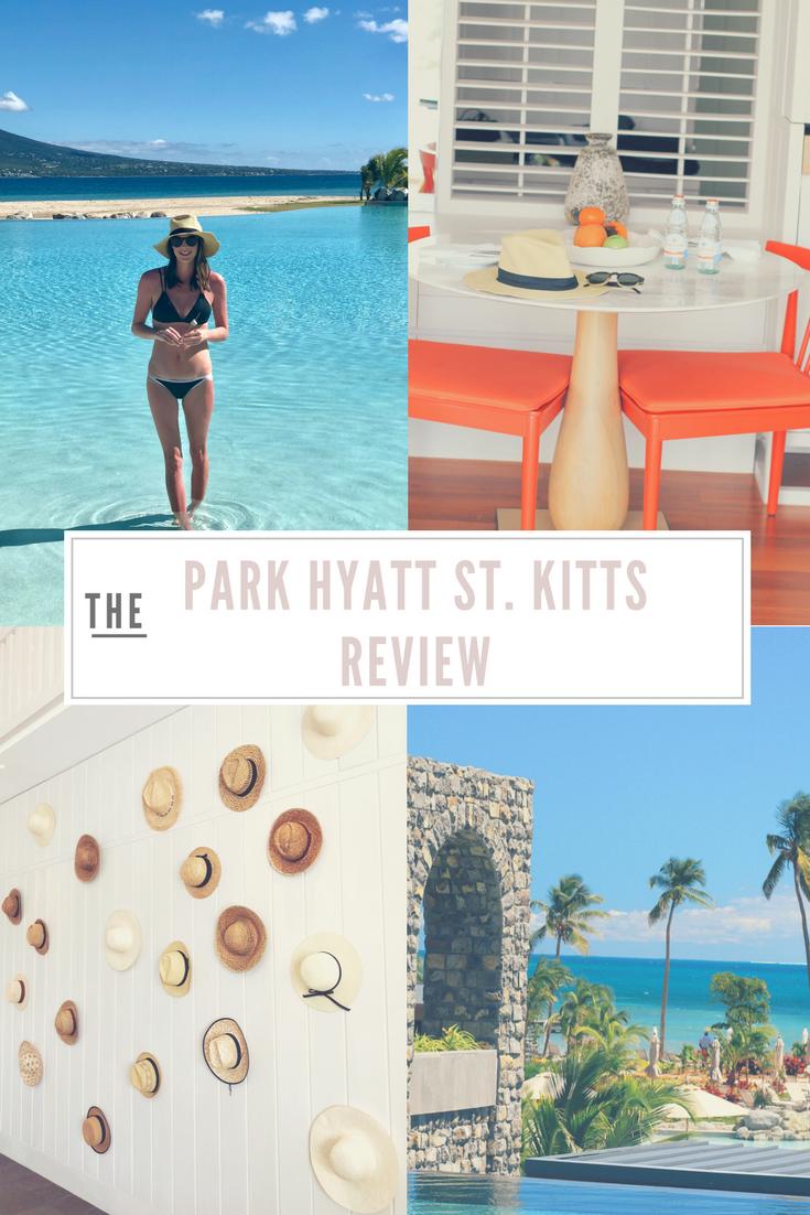 A full detailed review of the Park Hyatt St. Kitts Hotel