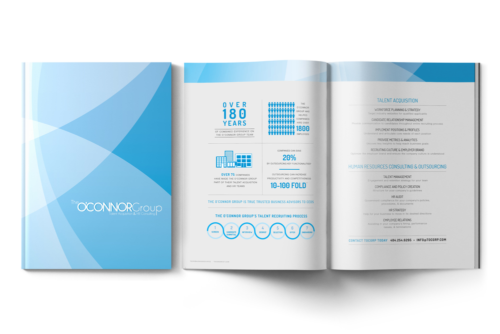 The O'Connor Group Sales Materials