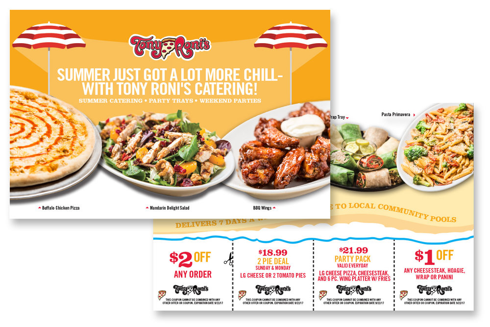 Tony Roni's Summer Catering
