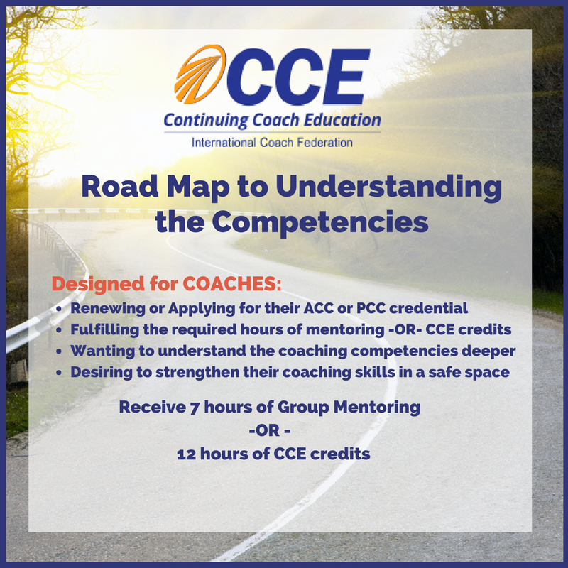 - Mentor CoachingAre you looking to renew or apply for your credential with the International Coaching Federation?