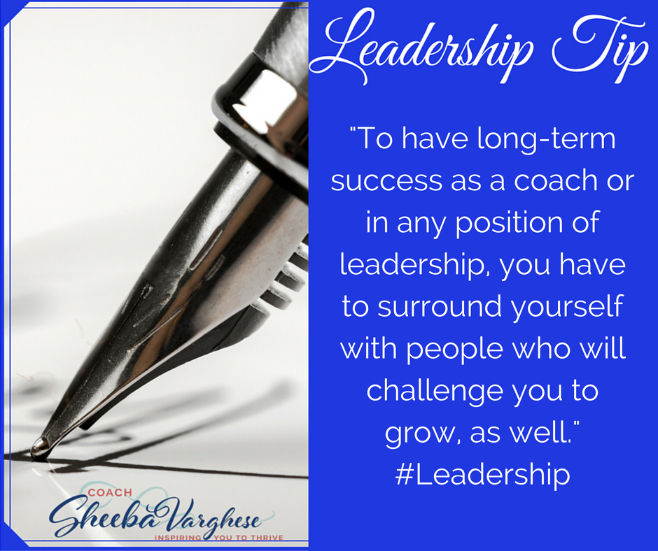 Leadership Tip!
