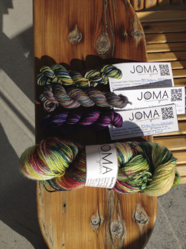 Joma Yarn haul!