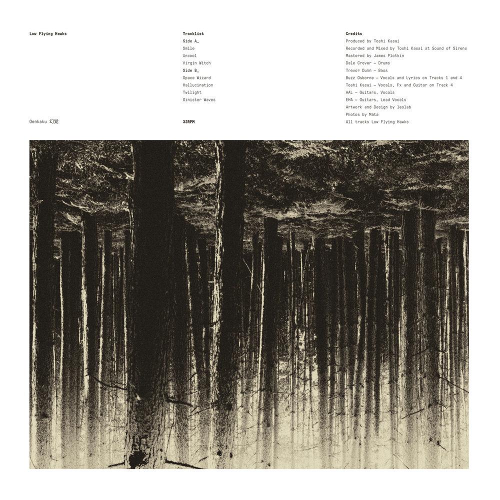 Low Flying Hawks Genkaku Deluxe Gatefold Vinyl