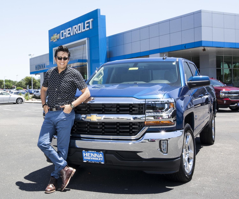 New Commercial Season With Henna Chevrolet David Rios Austin Tx