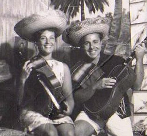 Frank and Toni Visaggio