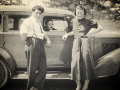 Grandpa Pasquale & Grandma Ella