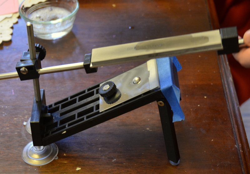 generic version of the Edge Pro Apex sharpening system