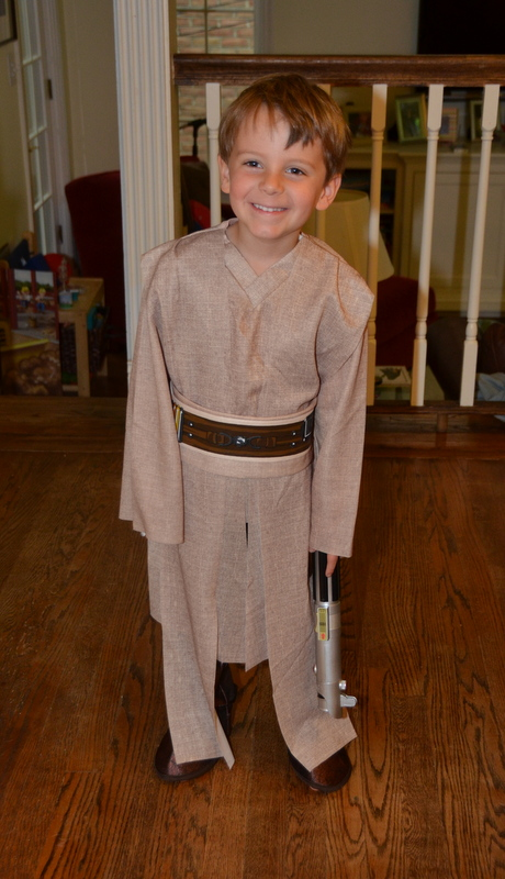 another Jedi costume