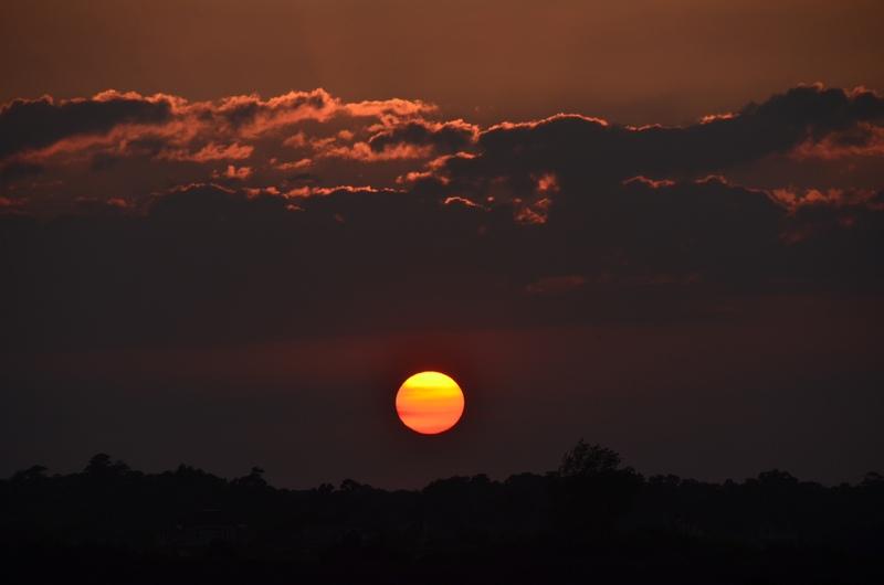 Wrightsville, NC, sunset