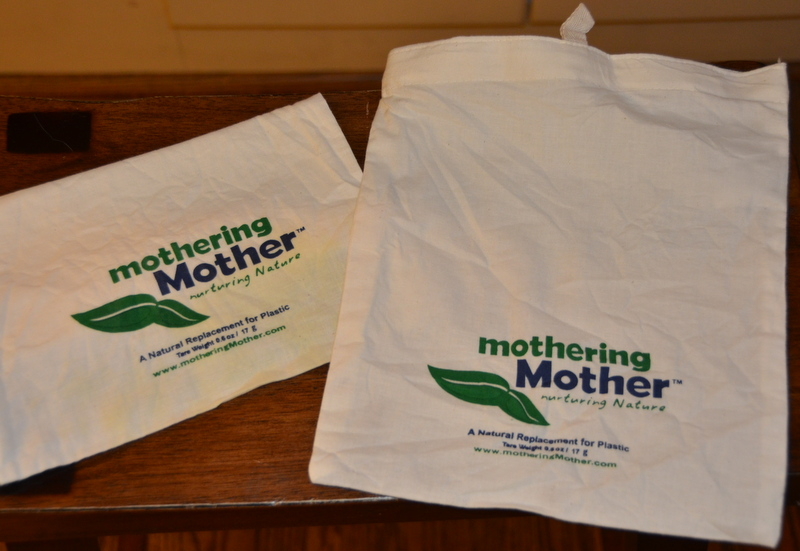 MotheringMother reusable bulk bin bags