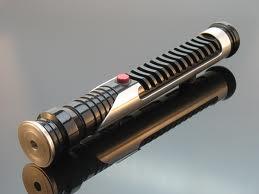 Qui-Gon Jinn's light saber hilt
