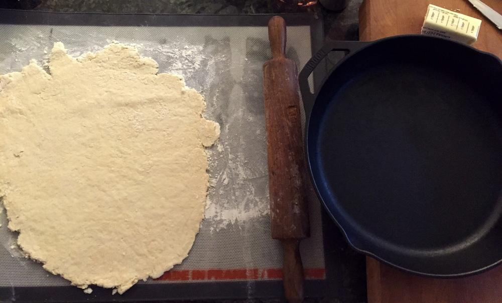 yeast roll dough