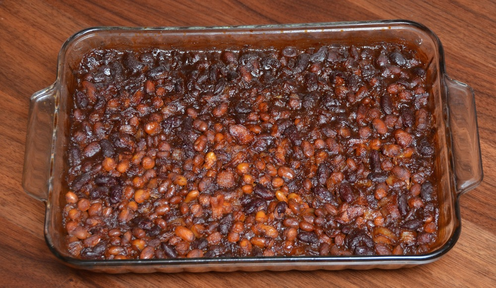 the best-ever baked beans