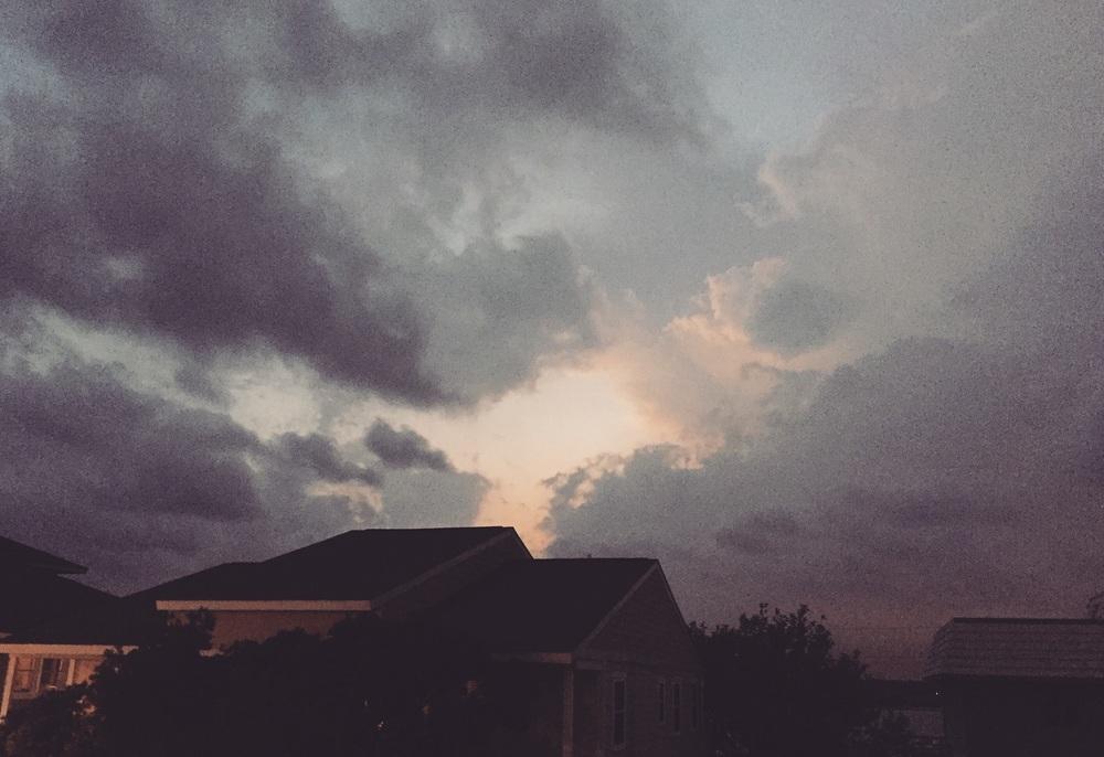 Such a pretty evening