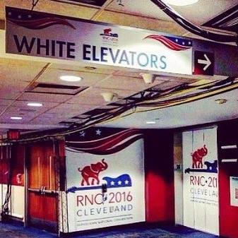 REALLY? No other colors available for elevator naming?