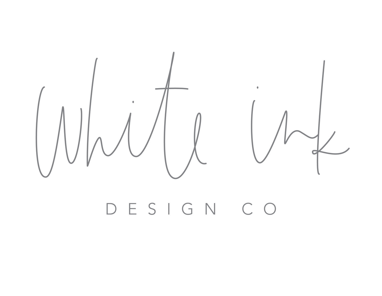 WHITE INK DESIGN CO