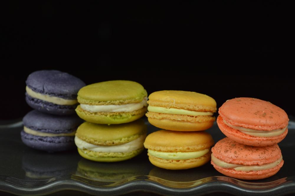 French Macaron, Autumn Variety