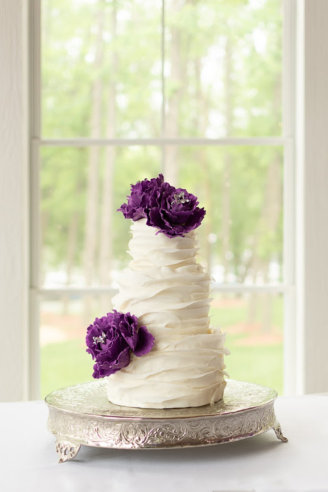 Ruffles with Sugar Peonies