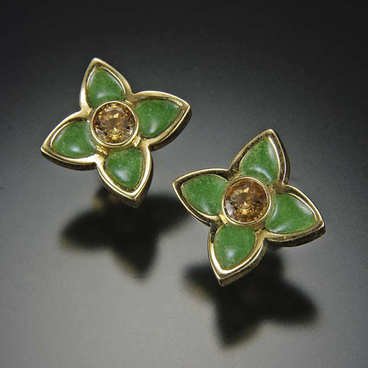 LittleFlowerEarrings-Enamel,Sapphires.jpg