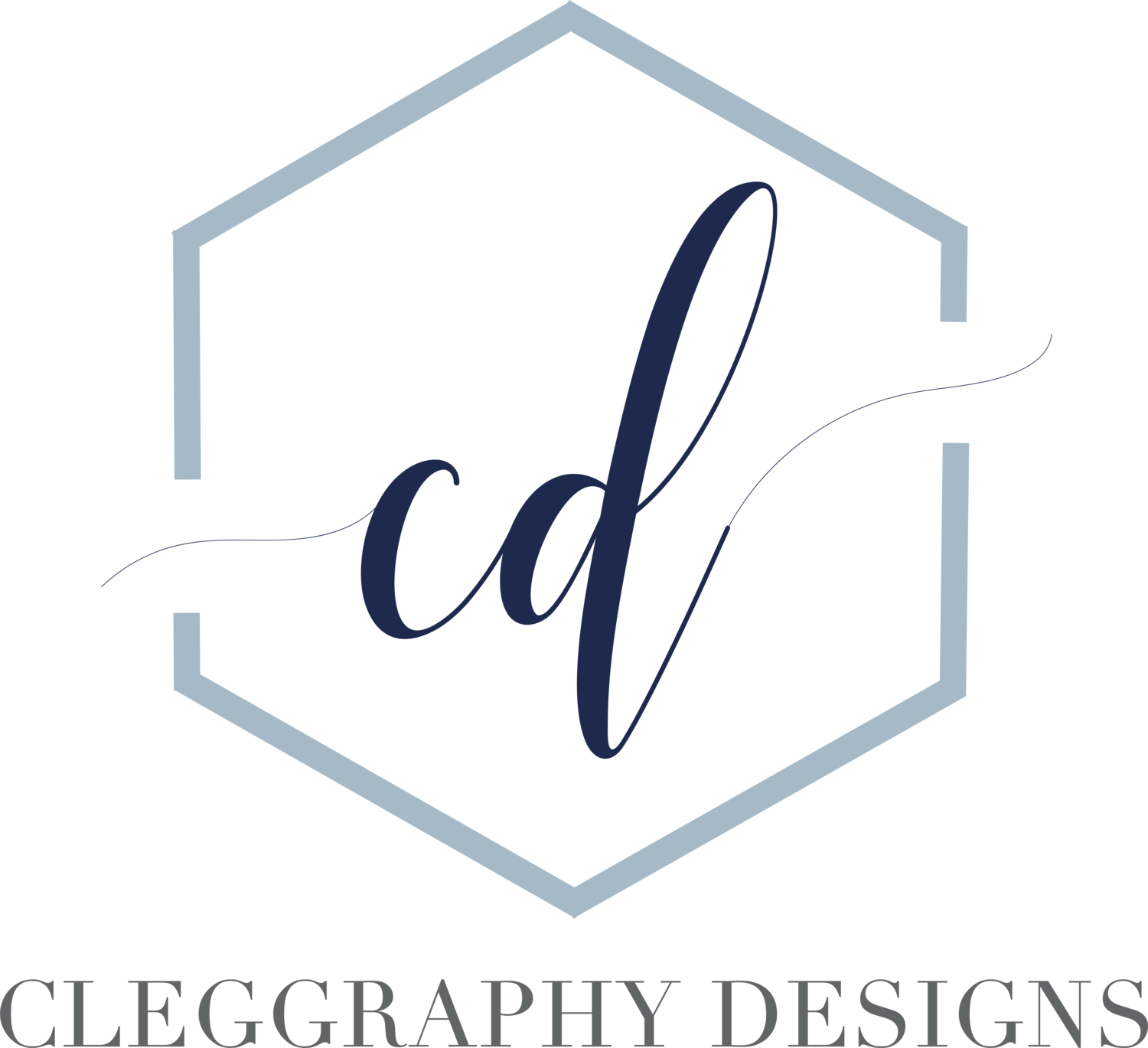 Cleggraphy Designs